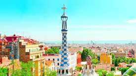 Barcelona - śladami Zafona