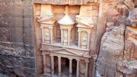Petra - u bram pustyni