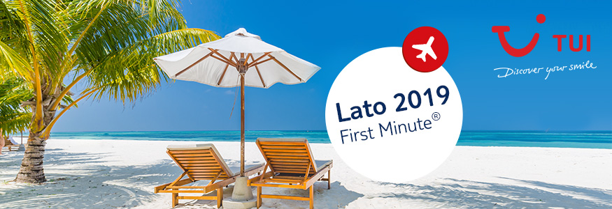 First Minute - lato 2019