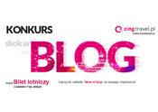 Konkurs Skok w blog