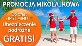 Ubezpieczenie podróżne gratis do wakacji!