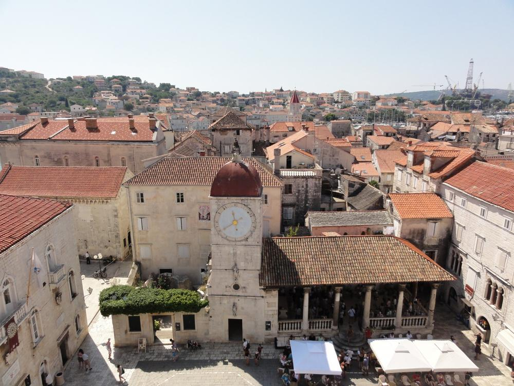 Dalmacja - Trogir