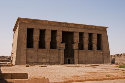 Egipt - Dendera