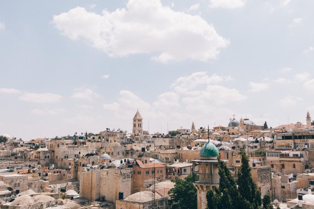 Jerozolima, Stare Miasto