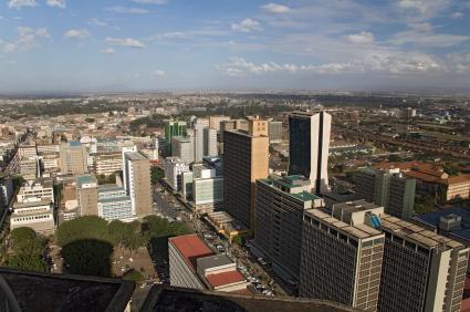 Kenia - Nairobi