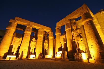 Egipt - Luksor
