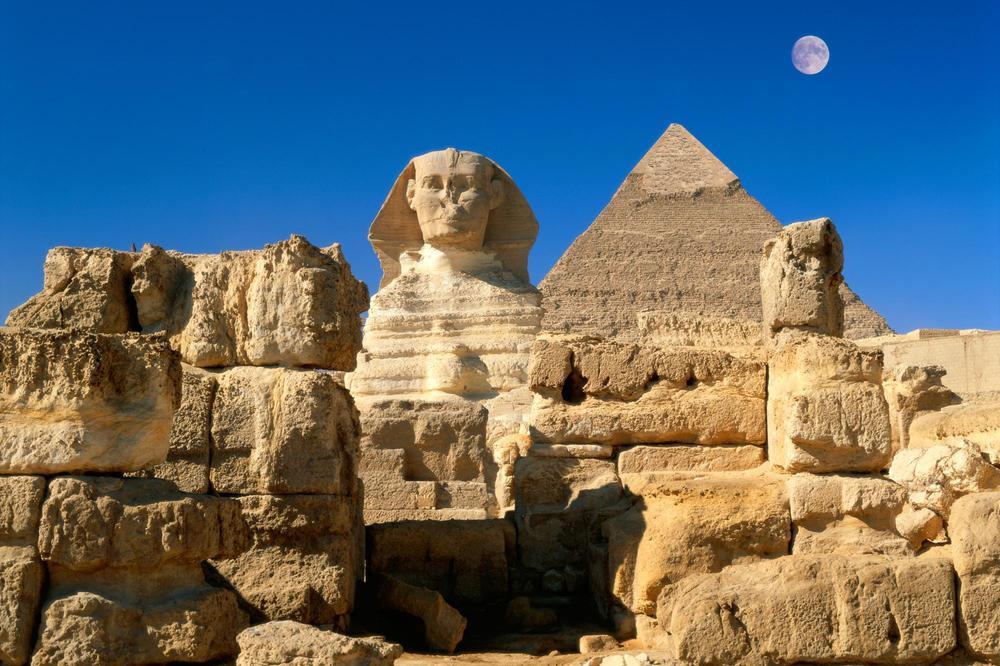 Egipt - Sphinx