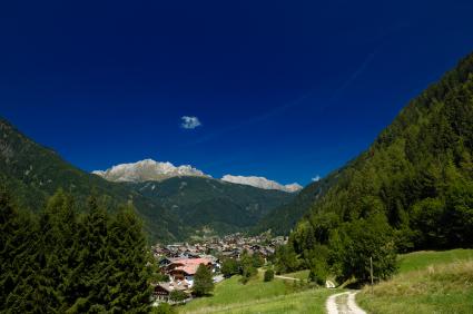 Dolomity-Tyrol Południowy