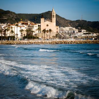 Sitges wycieczki last minute i wczasy z biur podr y atrakcje zwiedzanie - Fotos de sitges barcelona ...
